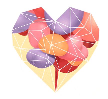14% Rabatt zum Valentinstag bei [Esprit] Basics ab 10€, Herz-Kette für 12€.. (MBW 24€)
