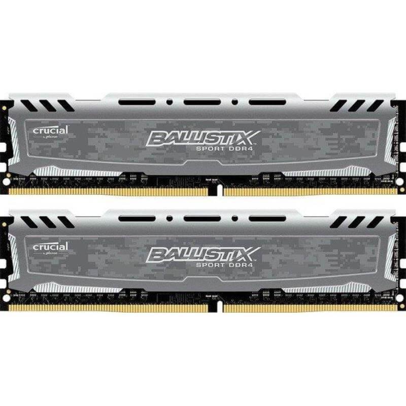 Crucial 16GB DDR4 2400 MHZ Arbeitsspeicher