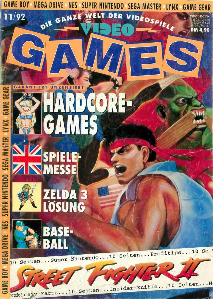 (kultmags.com) Über 60 verschieden Magazine und Bücher von den 80er, 90er und 2000er über Videogames