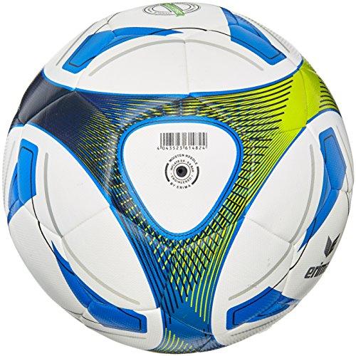 ERIMA Hybrid Fußball royal/lime Größe 5