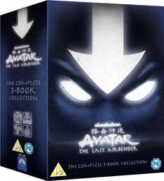 [Zavvi] AVATAR: THE LAST AIRBENDER - THE COMPLETE COLLECTION DVD [Bestpreis]