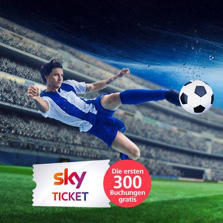 O?-Kunden: Sky Supersport Tagesticket für die ersten 300 Bucher gratis, sonst 4,99 € anstatt 9,99 €
