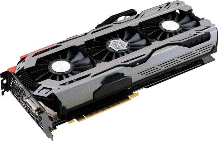 Inno3D iChill Geforce GTX 1080 X4 für 554,81€ [Vorbestellung] [Amazon.co.uk]