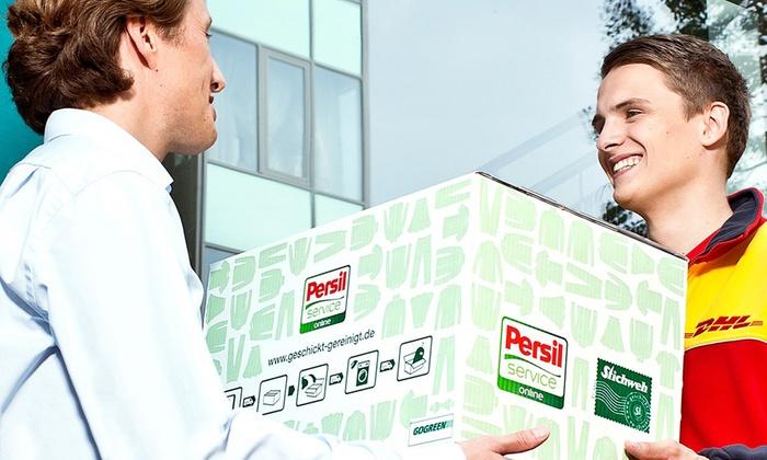 [Groupn/Persil online] Reinigungsservice Gutschein 60% Rabatt