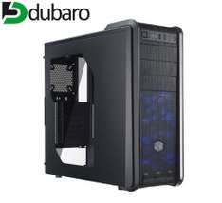 Desktop / Gaming PC [konfigurierbar] (Intel G4560 mit HT, 8GB RAM, 120GB SSD, Geforce 1050 Ti mit 4GB, MSI B250M, be quiet Pure Rock, Cougar GX-S 450W 80+ Gold DC-DC, CM 590 III) für 499€ [Dubaro]