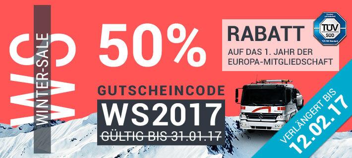 Pannendienst Europaweit 1. Jahr für 24,99€ (-14€ Shoop) = 10,99€, 1 Jahr Laufzeit JimDrive