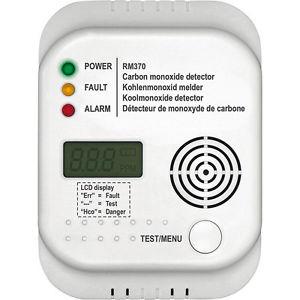 Smartwares Kohlenmonoxid-Melder RM370
