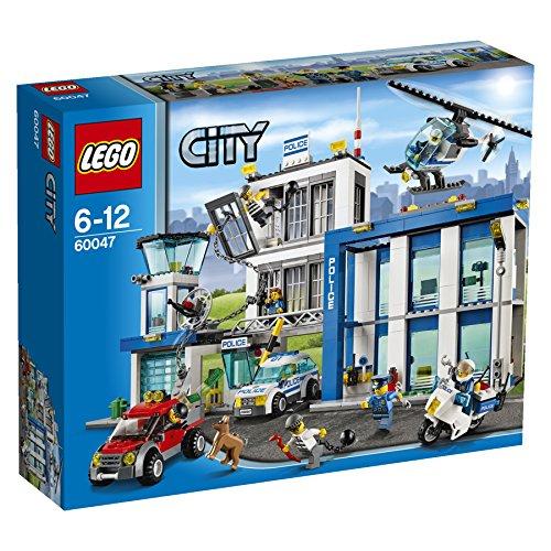 LEGO City 60047 (EOL!)- Ausbruch aus der Polizeistation für 65,78 EUR bei [Amazon.es] ODER 60130 - Polizeiquartier auf der Gefängnisinsel für 55,21 EUR bei [Thalia]