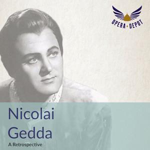[Opera Depot] Retrospektive zum Tod von Nicolai Gedda (1925-2017)