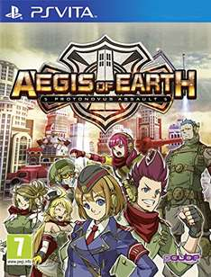 Aegis of Earth: Protonovus Assault (PS Vita) für 12,27€ (Amazon.co.uk)