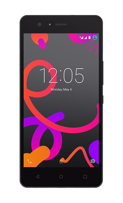 BQ Aquaris M5 LTE + Dual-SIM (5'' FHD IPS, Snapdragon 615 Octacore, 2GB RAM, 16GB eMMC, 13MP + 5MP Kamera, kein Hybrid-Slot, 3120mAh, Android 6 -> 7) für 152,23€ [Amazon.es]