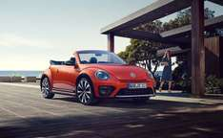 Beetle Cabrio für 99,00 leasen (Gewerbe)