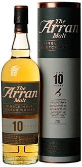 Arran 10 Jahre Single Malt Scotch Whisky (1 x 0.7 l)