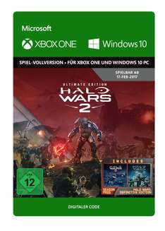 Halo Wars 2 Ultimate Edition (ONE / PC) für ~56€ vorbestellen (cdkeys.com)