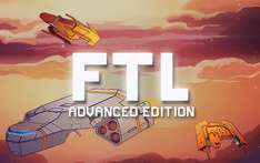 FTL: Faster Than Light - Advanced Edition  für 1,87€ [Humble Store] [Steam]