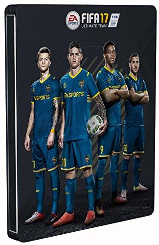FIFA 17 - Steelbook Edition (PS4) (exkl. bei Amazon.de) für 27,62€ inkl. VSK (Amazon Blitzangebot)