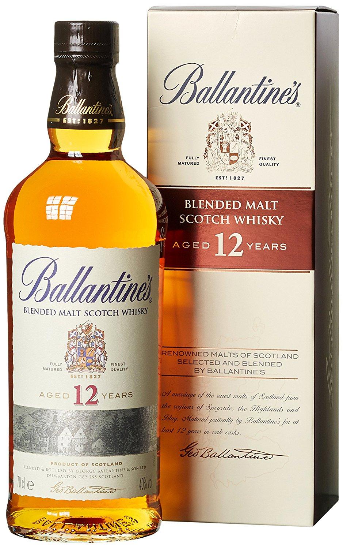 [amazon prime] Ballantine's 12 Jahre Blended Malt Scotch Whisky -- Blitzangebot bis 23.00 UHR