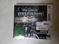 [Lokal Saturn Köln Hohestr.] 3DS Metroid Prime Federation Force
