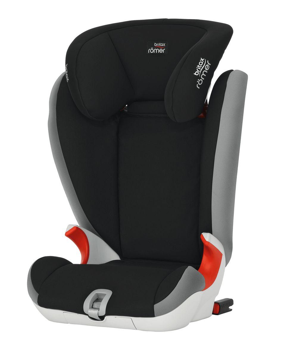 (BABY1ONE) Britax Römer Kindersitz + ISOFIT (Kinder von 15 bis 36 kg - ca. 4 bis 12 Jahre
