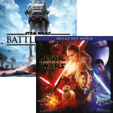 Star Wars: Battlefront (PS4) + Star Wars: Das Erwachen der Macht (HD) für 18,48€ [PSN]