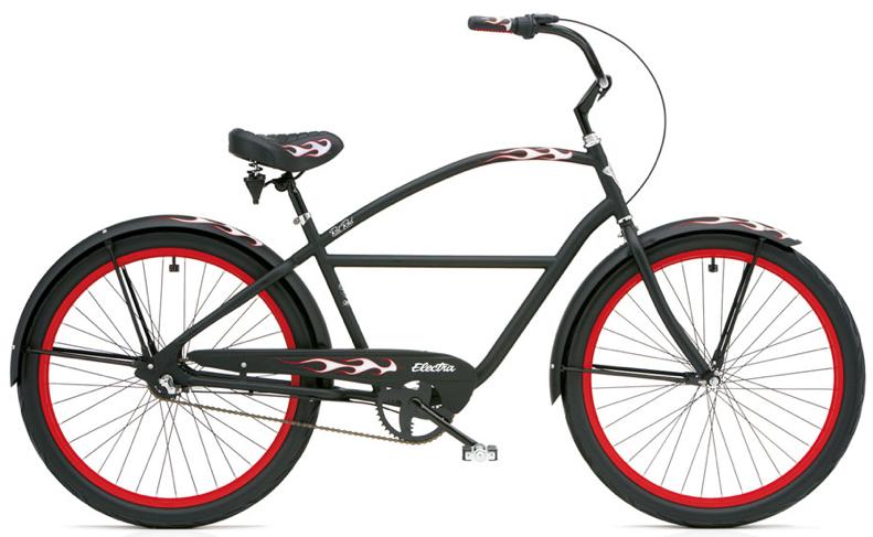 Electra Cruiser RatRod 3i für 329,98€ bei Brands4Friends - verschiedene Cruiser-Bikes im Angebot