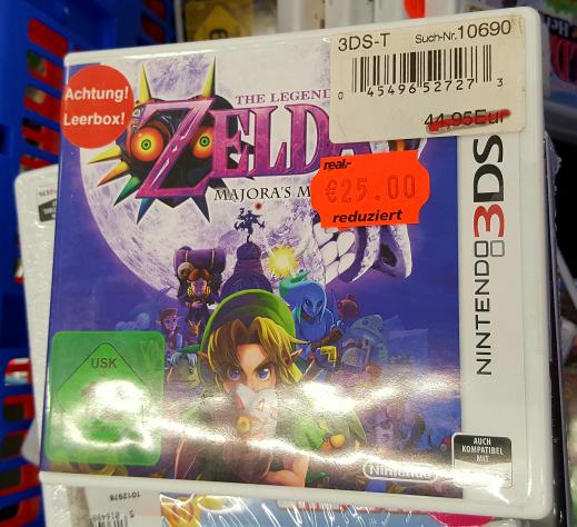 [real Oldenburg] Nintendo 3DS |Legend of Zelda: Majora's Mask