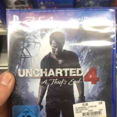 [MM Eiche] Uncharted 4 PS4 für 15€