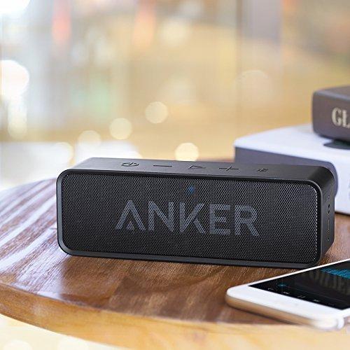 Anker SoundCore 6 Watt Bluetooth-Lautsprecher (schwarz) {Amazon.co.uk}