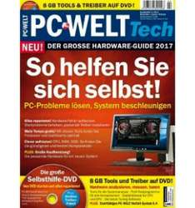 PC Welt Tech Sonderheft gratis
