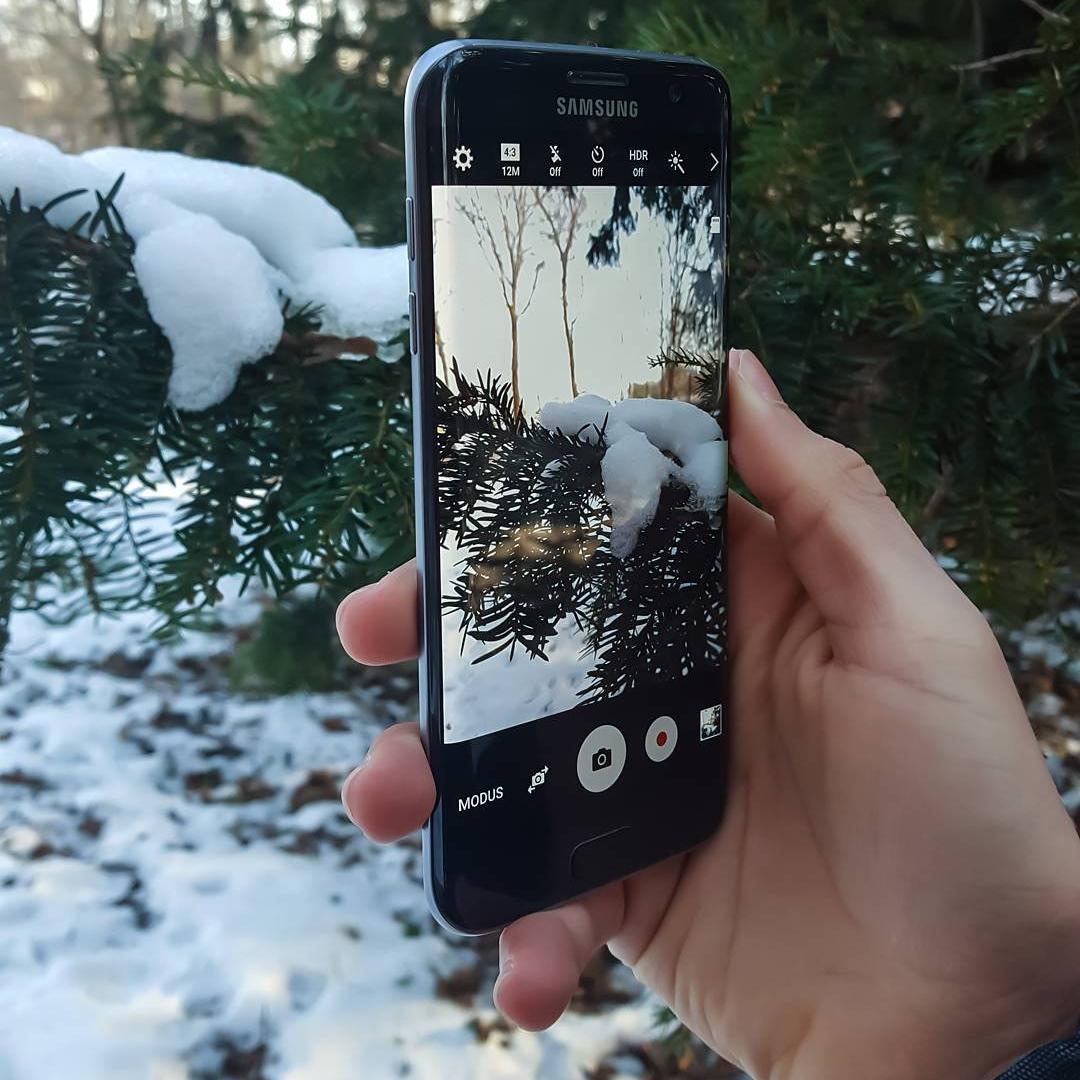 SAMSUNG Galaxy S7 Edge - alle Farben für je 489,- € [Media Markt Liebesbeweis]