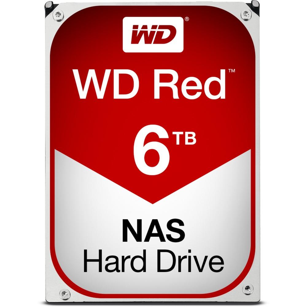 WD WD60EFRX 6 TB, Festplatte by Olano für 231,34€