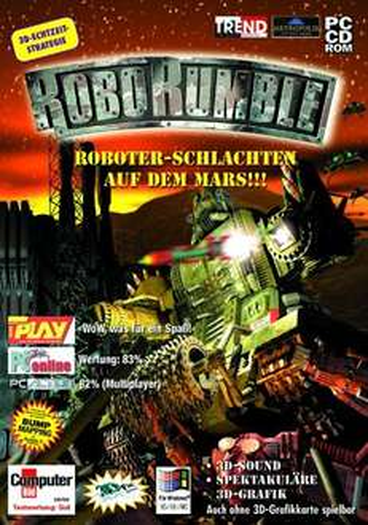 [DLH.net] Robo Rumble gratis Steam Key --> Facebook wird benötigt