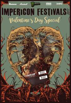 "Impericon Festivals - ""Your Valentine"" 2-Ticket-Aktion"