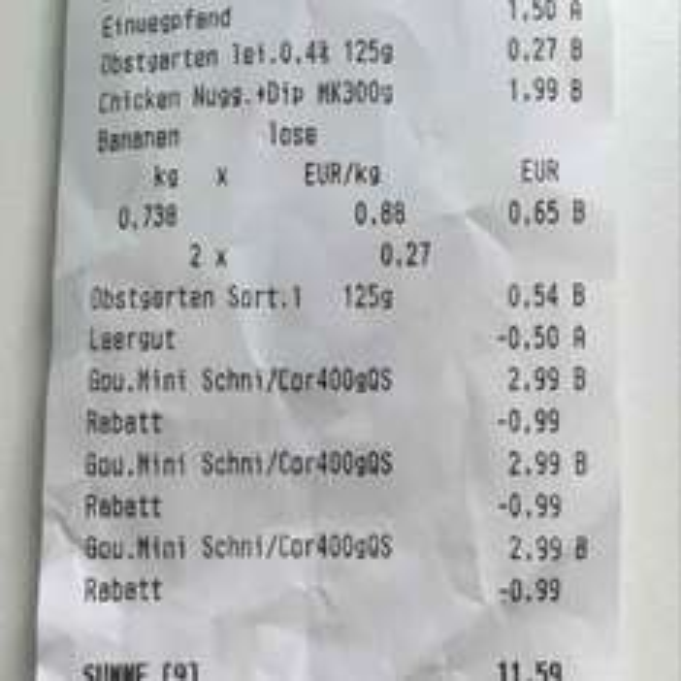 Netto Minischnitzel/ Cordon Bleu 3 für 6€
