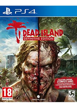 [base.com] Dead Island Definitive Edition (PS4, UK-Version) für 21,77 € bzw. 18,14 Pfund (beinhaltet Dead Island, Dead Island: Riptide + sämtliche DLC)