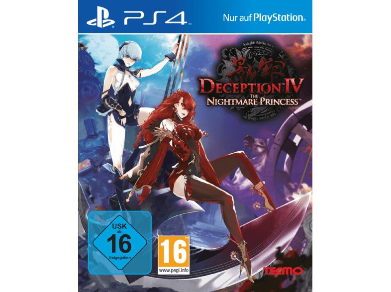 Deception IV: The Nightmare Princess (PS4) für 9,99€ (Saturn + Amazon)