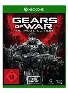 Gears of War: Ultimate Edition für Xbox One [Amazon]