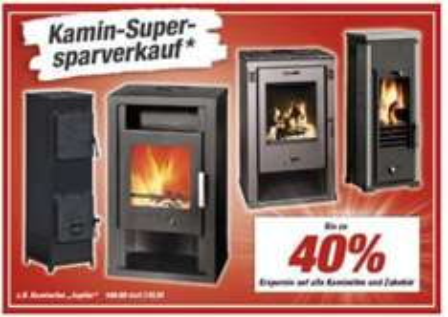 Sonderabverkauf Kaminöfen bei toom. Hier Wamsler Kaminofen Jupiter für 149,99 und zusätzlich 20€ Gutscheinkarte am 17.02.17