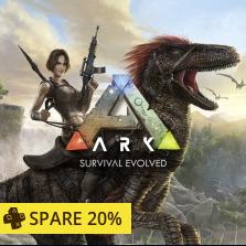 ARK: Survival Evolved  PS4 PSN für PSN Plus Mitglieder