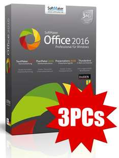 Softmaker Office Pro (Linux oder Windows)