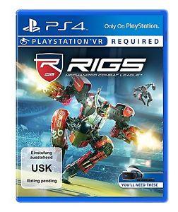 [eBay]  Rigs PS4 PSVR Spiel für 25€ (1Stk wird aber anscheinend ab und zu? nachgelegt)