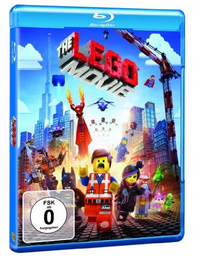 [Amazon Prime] The Lego Movie - Bluray