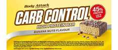 Body Attack Carb Control Protein Riegel
