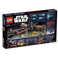 LEGO® Star Wars 75102 Poe's X-Wing Fighter Amazon.es