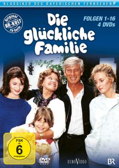 JPC/WOM Die glückliche Familie Staffel 1 2 oder 3 VK Frei