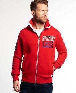 Superdry Trackster Trainingsjacke Herren UVP 89,95€ + weitere @superdry-store [Ebay]