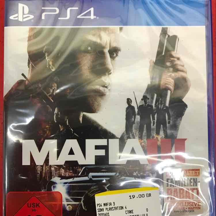 [LOKAL MM Berlin] Mafia III (PS4) im Mediamarkt Berlin-Schöneweide
