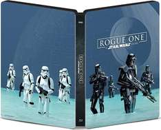 [Thalia] Rogue One - A Star Wars Story (2D+3D) Steelbook oder Dr. Strange Steelbook (Vorbestellung)