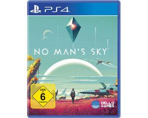 No Man´s Sky PS4 bei Media Markt Ebay für 15€