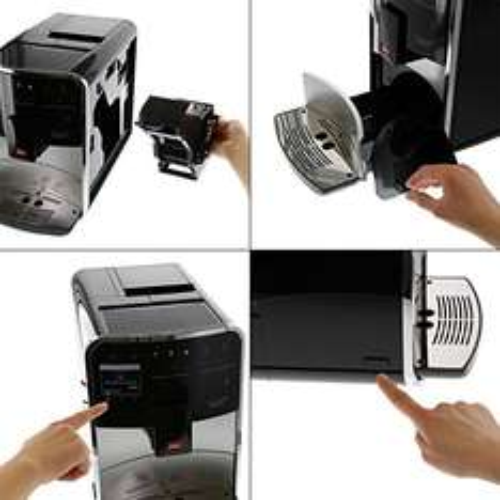 [Amazon-Blitzangebot] Melitta F 731-101 Premium Kaffeevollautomat